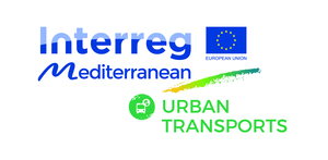 Interreg Urban transport logo