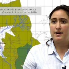 María Luisa Zapata - International Strategies of Major Cities