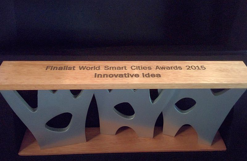 Finalista World Smart City Awards 2015