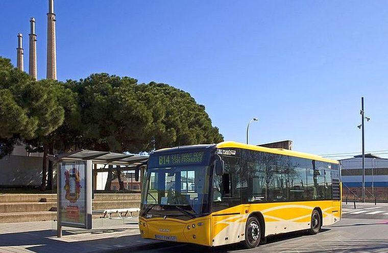 Red metropolitana de autobuses